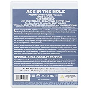 Ace in the Hole / Le Gouffre aux chimères  Combo Blu-ray + DVD [Blu-ray] [