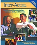Verderber & Verderber's Inter-Act: Interpersonal Communication Concepts, Skills, and Contexts, Student Workbook (0195169107) by Verderber, Kathleen S.