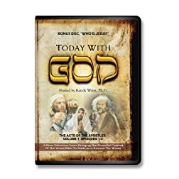 Gospel of Acts / Volume 1 Episodes 1-4 / BONUS Who Is Jesus? / Randy Weiss