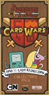 Adventure Time Card Wars BMO vs Lady Rai