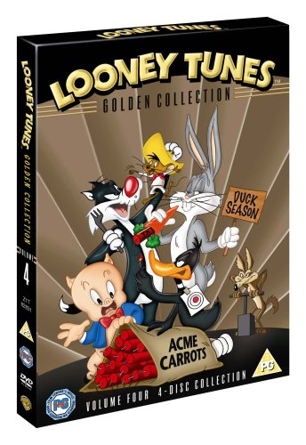 Looney Tunes Golden Collection Volume 4 [Import anglais]