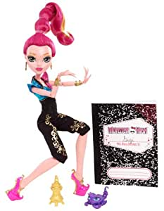 Monster High 13 Wishes Gigi Doll