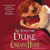 She Tempts the Duke: Library Edition (Lost Lords of Pembrook)