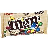 M&M's Almond Chocolate Candies Medium Bag