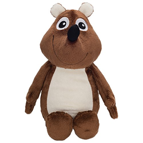[Baby Genius Vinko Soft Stuffed Plush Toy by Manhattan Toy] (Animals That Start With The Letter A)