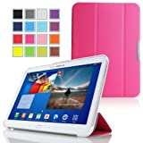 MoKo Samsung Galaxy Tab 3 10.1 Case - Ultra Slim Lightweight Smart-shell Stand Case For Samsung Galaxy Tab 3 10.1...