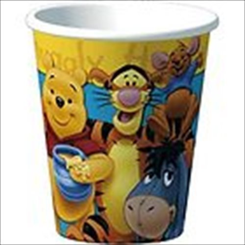 Winnie the Pooh 'Together Times' Paper Cups (8ct)