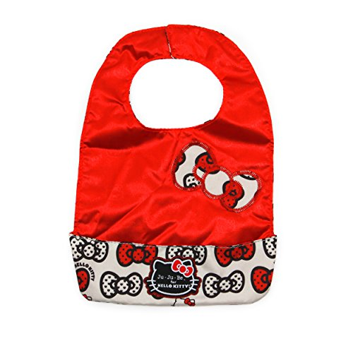 Ju-Ju-Be Hello Kitty Collection Be Neat Reversible Bib, Peek A Bow