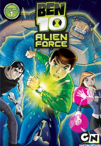 Ben 10 - Alien Force Volume 1 [DVD]