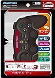 PS3用連射機能付きコントローラ『バトルパッドターボ3(ブラック)』