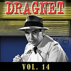 Dragnet Vol. 14 Radio/TV Program