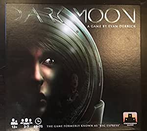 Stronghold Games Dark Moon Board Game