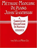 Méthode moderne de piano Volume 2 - Piano