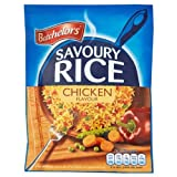 Batchelors Savoury Rice Chicken Flavour 120g (Pack of 10)