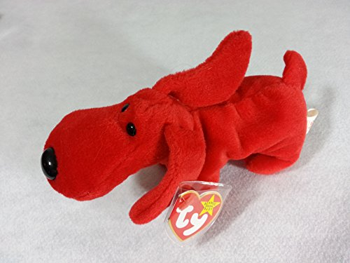 TY Beanie Babies Collection, Rover the Red Dog