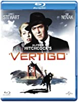 Vertigo [Blu-ray] [1958] [Region Free]