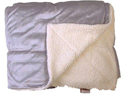 Simplicity Faux Fur Throw Blanket Luxury Lambswool Blanket Throw, 60
