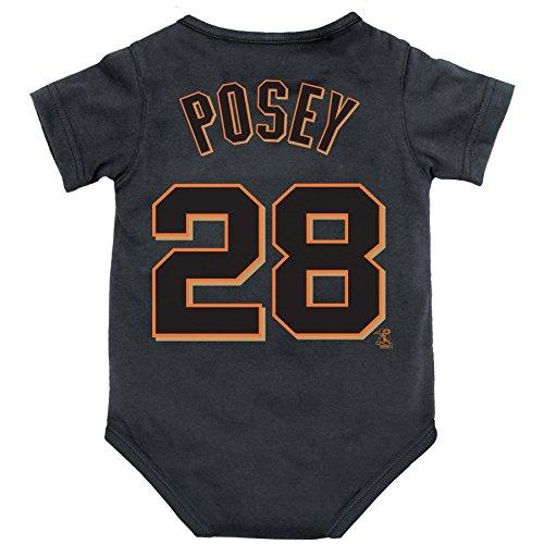 MLB San Francisco Giants Boys Infant Buster Posey The