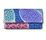 ShopMantra rounded pattern Multicolor Ladies Wallet LW00000226