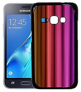 FCS Printed 2D Designer Hard Back Case For Samsung Galaxy J1(2016) -10339