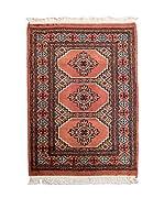 Navaei & Co. Alfombra Kashmir Rojo/Multicolor 86 x 61 cm