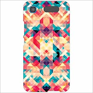 Design Worlds - Intex Aqua Y2 Pro Designer Back Cover Case - Multicolor Pho...