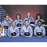 Space Shuttle Challenger Crew Photo