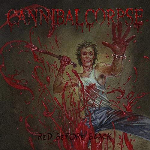 CD : CANNIBAL CORPSE - Red Before Black: Deluxe Edition (2 Discos)