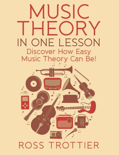 Music Theory in One Lesson: Discover How Easy Music Theory Can Be!, by Ross Trottier