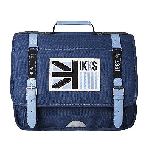 IKKS , Zaino  Bambini, Blu scuro (Blu) - I5BUK-CA35-BL