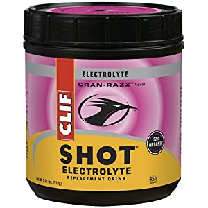 Clif Shot Electrolyte Drink Review