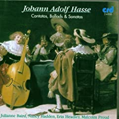 Hasse: Cantatas*Ballads & Son