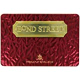 Bond Street Ruby Tin with Belgian Chocolate Biscuits 300 g