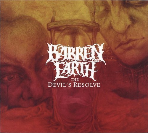 Devil's Resolve Ltd Ed by Barren Earth (2012-03-20)