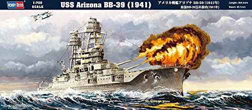 Hobby Boss HY83401 USS Arizona BB-39 Boat Model Building Kit