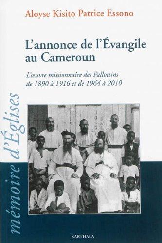 L'annonce de l'Évangile au Cameroun