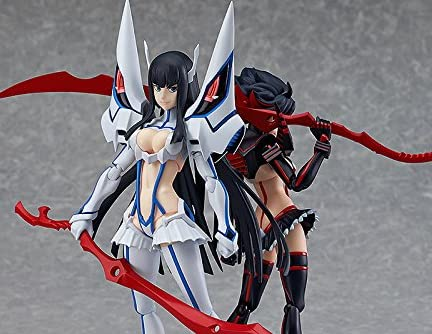 figma キルラキル 鬼龍院皐月 ノンスケール ABS&ATBC-PVC製 塗装済み可動フィギュア