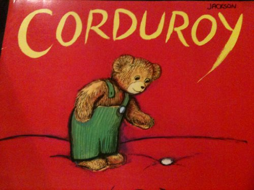 Corduroy Big Book