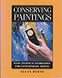 img - for Conserving Paintings book / textbook / text book