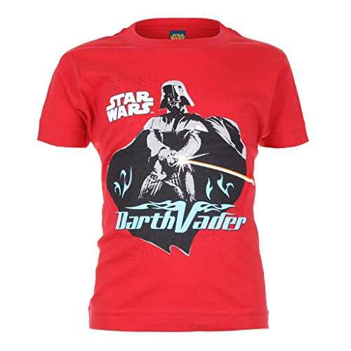 STAR WARS DARTH VADER Kids T-Shirt - Red
