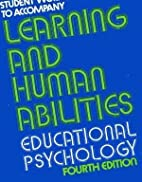 Learning and Human Abilities by Herbert J.…