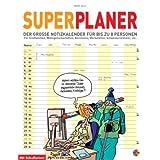 """Butschkow Superplaner 2011: Mit Schulferien. 8 Spaltenvon """"Heye"""""""