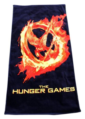 The Hunger Games Movie Beach Towel