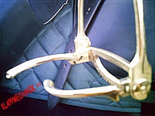 Sicherheitssteigbügel Steigbügel Damensattel