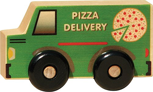 Scoots - Pizza Delivery Truck - Made in USA