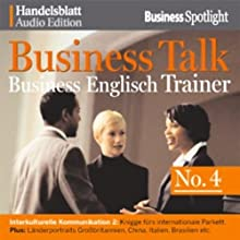 Business Talk English Vol. 4 | Livre audio Auteur(s) :  div. Narrateur(s) :  div.