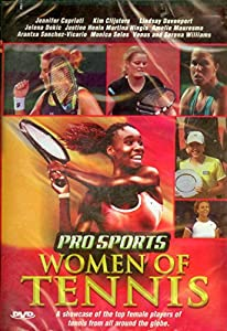 "DVD ~ Pro Sports ""Women of Tennis"""
