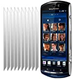 ONX3 Sony Ericsson Xperia Neo / Xperia Neo V 10 Pack LCD Screen Protector Guards