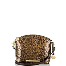 Mini Duxbury Crossbody<br>Bronze Gatsby
