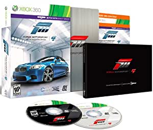 Amazon.com: Forza Motorsport 4 Limited Edition -Xbox 360